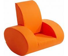 Kindersessel, orange, orange
