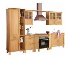 Küchenblock »Alby« Breite 325 cm, natur, geölt