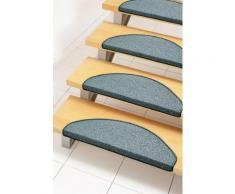 Stufenmatte, »Rambo«, Andiamo, stufenförmig, Höhe 4 mm, geklebt, grün, Unisex, grün