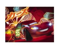 Fototapete, Komar, »Cars Neon«, 254/184 cm, bunt