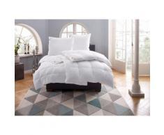 Set: Daunenbettdecken + Kopfkissen, Irisette »Vancouver«, exrtrawarm (2-tlg.), extrawarm