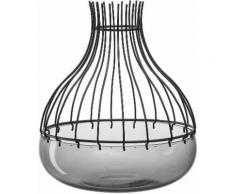 LEONARDO Schale »Luce«, schwarz, Unisex, schwarz/weiß