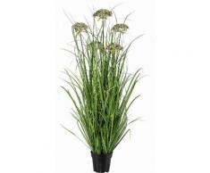 Home affaire Kunstpflanze »Gras« in Kunststofftopf, grün