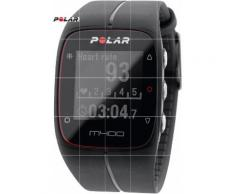 Polar M400 HR Fitness Tracker in schwarz