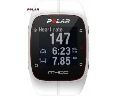 Polar M400 HR Fitness Tracker in weiß