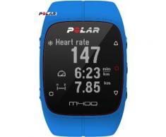 Polar M400 HR Fitness Tracker in blau