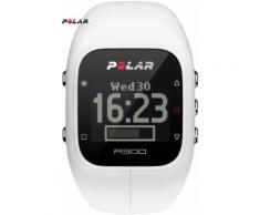 Polar A300 HR Fitness Tracker in weiß