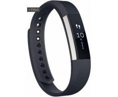 FitBit Alta Fitness Tracker in schwarz, Größe: S