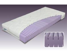 Kaltschaummatratze »Lavender Wave«, flexibel bis 130kg, 120x210 cm, 7 Zonen, Kern 17 cm