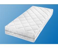 Breckle Gelschaum-Taschenfederkernmatratze »Gelschaum-Komfort-TFK«, 90x200 cm, 81-100 kg
