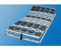 Lattenrost »Flex Modul«, 2 (Kopf- und Fußteil verstellbar), 100x200 cm, FSC®