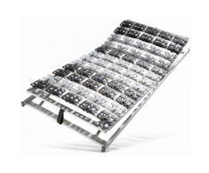 BeCo Lattenrost »Flex Modul«, 2 (Kopf- und Fußteil verstellbar), 100x200 cm, FSC®