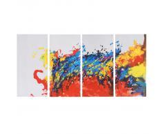 Ölgemälde Wave, 100% handgemaltes Wandbild Gemälde XL, 120x60cm ~ Variantenangebot