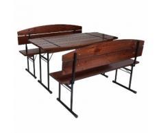 bierzeltgarnitur g nstige bierzeltgarnituren bei livingo kaufen. Black Bedroom Furniture Sets. Home Design Ideas