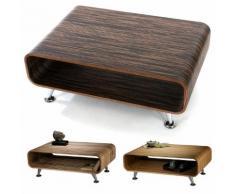 Couchtisch Tisch Loungetisch Club Tisch Perugia XXL, 33x60,5x90 cm ~ Variantenangebot