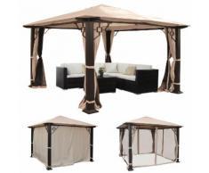 Design#5001447: Alupavillon » günstige alupavillons bei livingo kaufen. Holz Pavillon Im Garten Bauarten