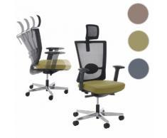 Profi Bürostuhl Belfast, Schreibtischstuhl Drehstuhl, ergonomisch ~ Variantenangebot