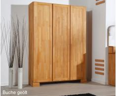 ein kleiderschrank buche f r schlafraum oder diele von. Black Bedroom Furniture Sets. Home Design Ideas