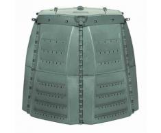 Garantia 600022 Komposter Thermo-Star im Karton 1000 ltr. grün