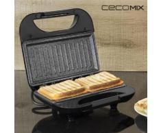 Cecomix Square 3030 Sandwichmaker 750W