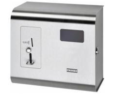 Franke Münzkontaktgeber für bezahlte Wasserabgabe zur Steuerung einer Duscharmatur
