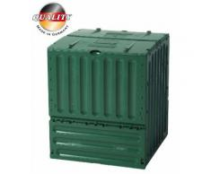 Eco King Komposter, 600 Liter, grün