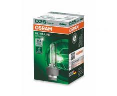 Osram Xenarc® Ultra Life D2S Faltschachtel 66240Ult ECE D2S x Volt 35 Watt Xenon Lampen als Abblendl