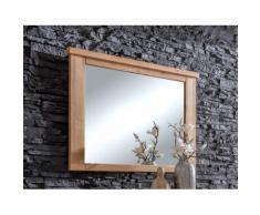Wandspiegel Montreal 117x79x4 cm Asteiche geölt Spiegel Schlafzimmer