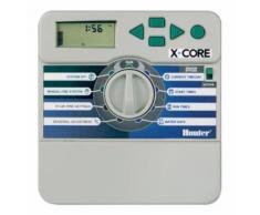 Hunter Steuergerät X Core Xc-401 iE Innenmodell 4 Stationen Bewässerungscomputer