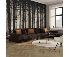 300x231 cm Fototapete Shadows of trees