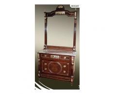 Barock Frisier Kommode Rokoko Louis XV MoBd07703