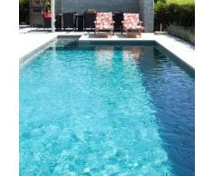 Pool Smart Iso Schalstein Set 8 x 4 x 1,5m Swimmingpool Set Isomassiv Styroporfüllsteine