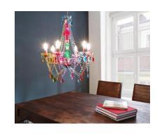 Kronleuchter Gypsy Starlight-Multi-Rainbow Bunt 55 cm Hängeleuchte