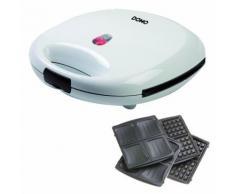 XL 2in1 Sandwich-Toaster + Waffeleisen Domo Do9046C