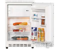Amica UKS 16157, Kühlschrank, weiß