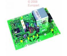 Elektronik Waschmaschine Steuer Leistungselektronik 407131892 02602944 AEG Quelle mit Gehäuse