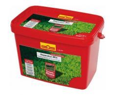 Premium - Rasen plus Aufbau - Dünger Anwendungszeit April bis Oktober für ca. 100 m² 3 2 kg