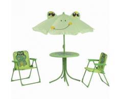 Siena Garden 672614 Froggy Kindersitzgruppe 4 tlg. ***neu***