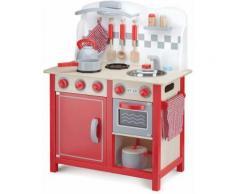 Kinderküche aus Holz Deluxe