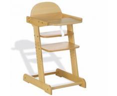 """Pinolino Treppenhochstuhl """"Philip"""" Baby-Stuhl Kinder-Stuhl"""