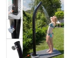 Steinbach Speedshower Solardusche Magic (049000), Außendusche, schwarz, 23 Liter Solartank