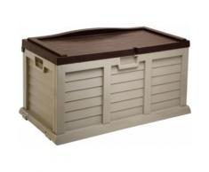 Kissenbox Jumbo Sitzbox Mocca 14-811