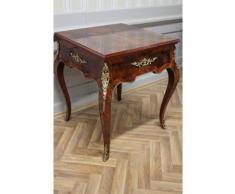 Barock Beistell - Tisch antik Stil MkTa0025 Spieltisch