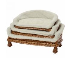 Weidenkorb Sofa 3 Größen lieferbar Rattankorb