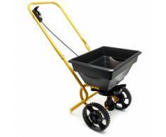Handwagen Streuwagen 20kg mit Kunststoffreifen für Dünger Saatgut