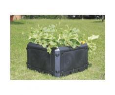 KHW Bio-Quick Komposter Erweiterungssatz ohne Deckel, 230 L, anthrazit