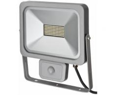 Brennenstuhl Slim LED-Strahler L DN 9850 FL PIR Ip54 98x0,5W 4750lm A+
