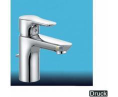 Badarmatur für Waschtisch Waschbecken Druck Kludi 322330575 Objekta