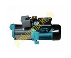 Wasserpumpe 1100W 95l/min Jetpumpe Gartenpumpe Hauswasserwerk Druckschalter