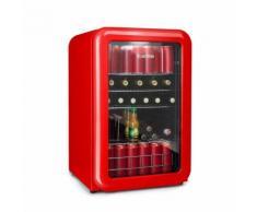 Klarstein PopLife Kühlschrank 115L rot
